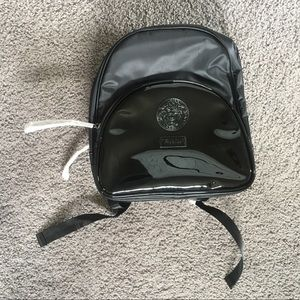 Versace black bag
